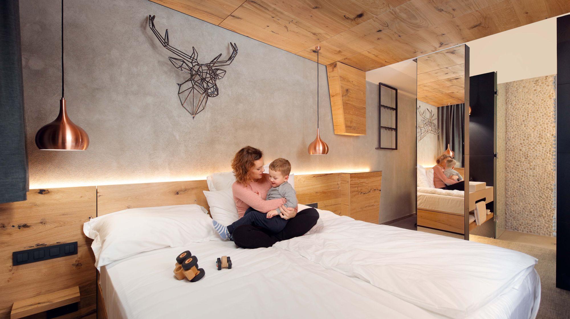 In der Wintersaison 2018/2018 öffnet seine Türen das renovierte Hotel Rogla