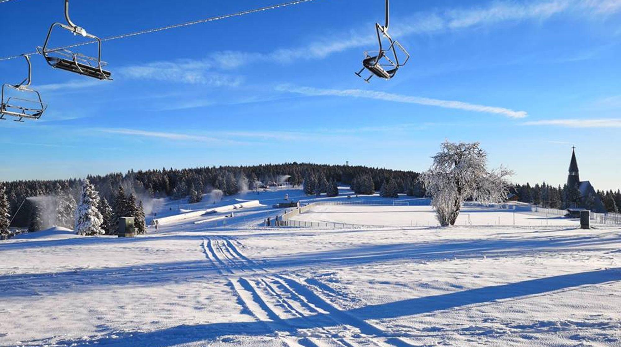 Start of ski season on Saturday, December 1st