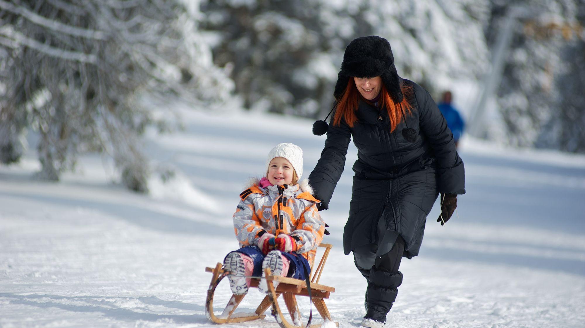 Zimski užitki na Rogli